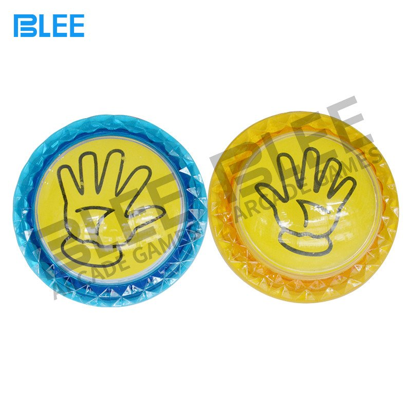 BLEE-Welcome custom pictures or letters arcade game button-2