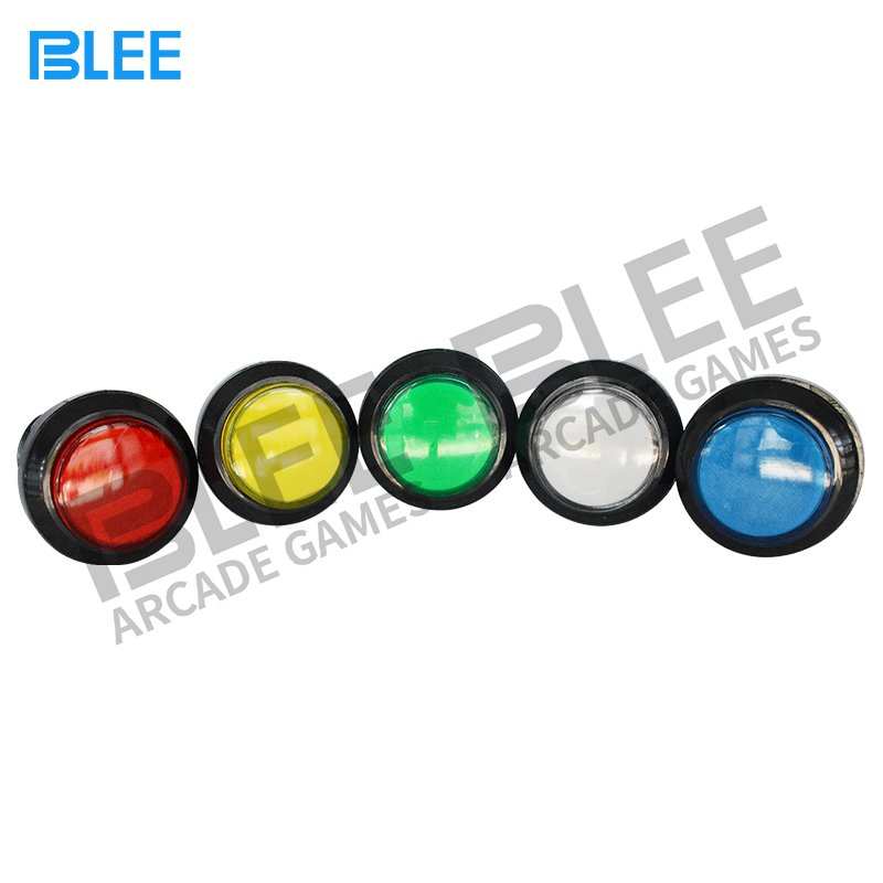 BLEE-Different colors LED arcade push button-2