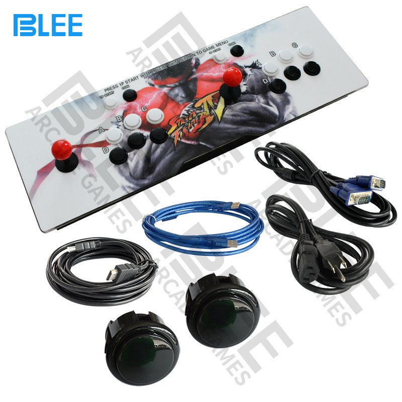 BLEE 2 Players Pandora Retro Box 4S Home Arcade Game Console Pandora Box Arcade image35