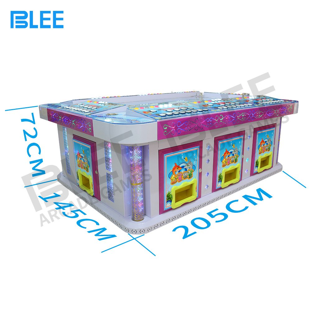 BLEE-Shooting Catch Fish Gambling Machine-1