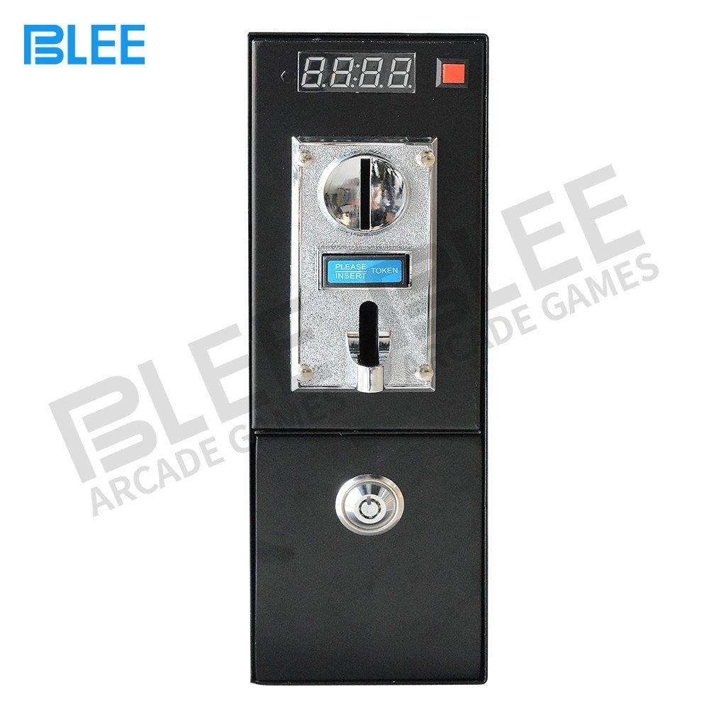 Coin Operated Electric Timer Controller Box - 616 Coin Acceptor