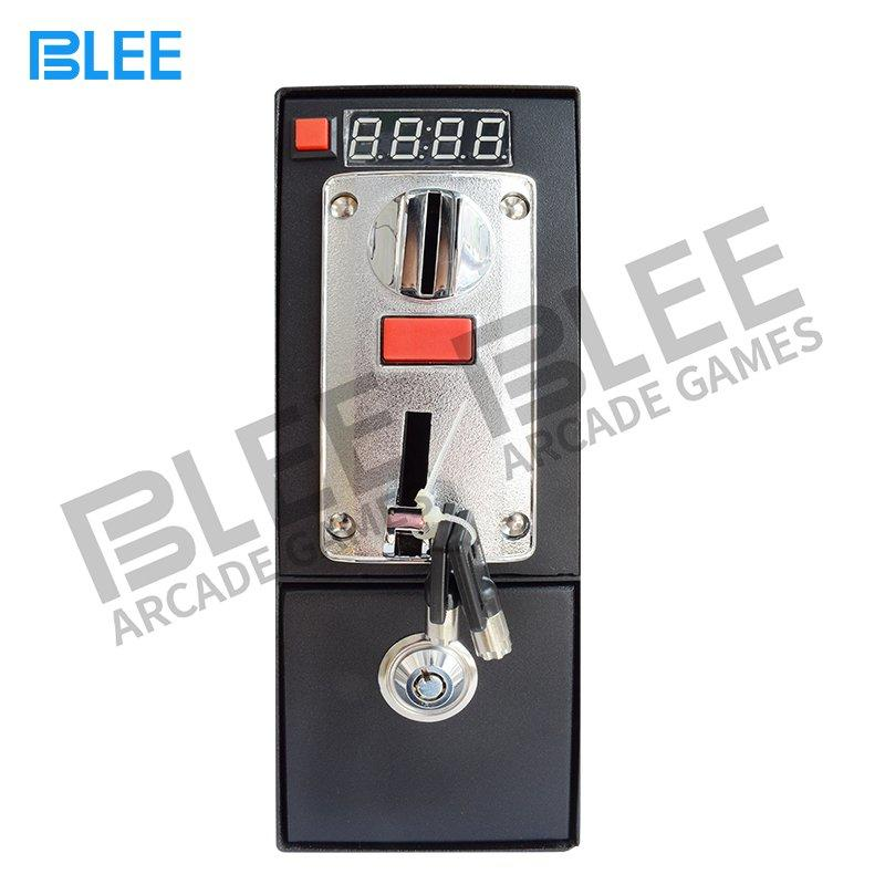 Coin Operated Electric Timer Controller Box - DG600F Coin Acceptor