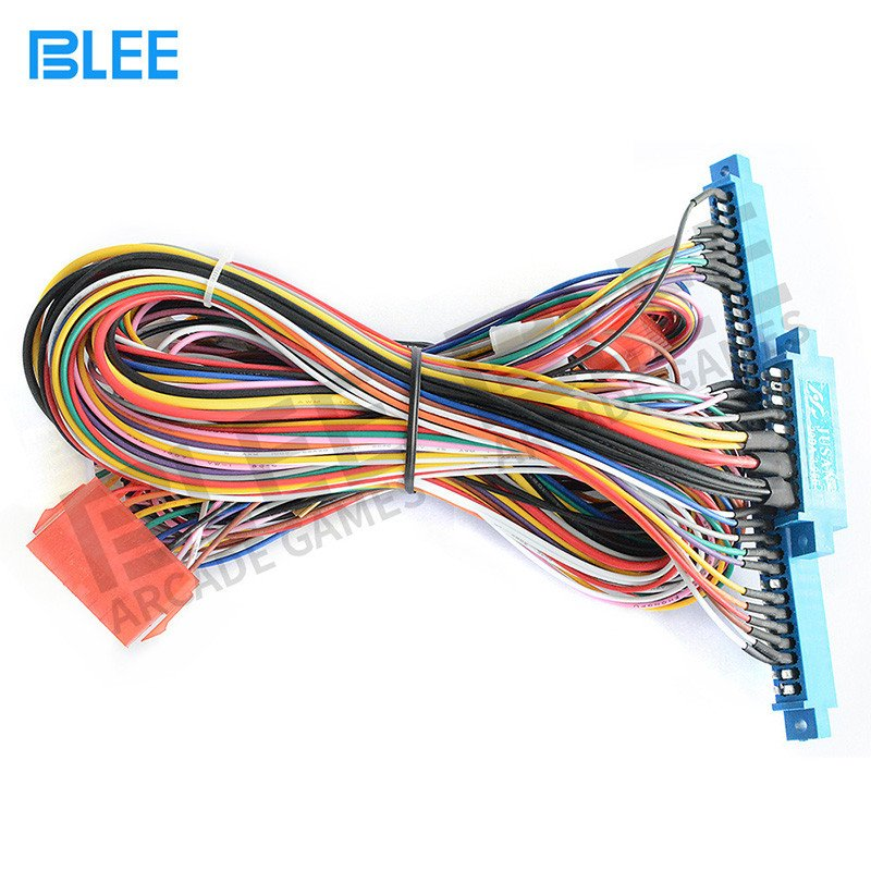 BLEE-Jamma Harness, 36 Pin + 10 Pin Jamma Casino Wiring Harness-2