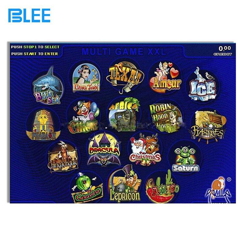 BLEE-Jamma Motherboard Jamma Arcade Boards Manufacture-3