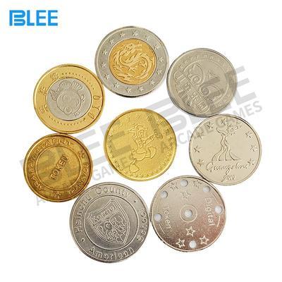 Arcade tokens game coins