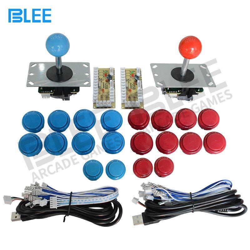 Zero Delay Arcade Buttons And Joysticks Kit With USB Encoder