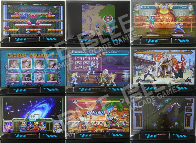 BLEE Affordable Pandora Retro Box 4S Real Arcade Game Console Pandora Box Arcade image3