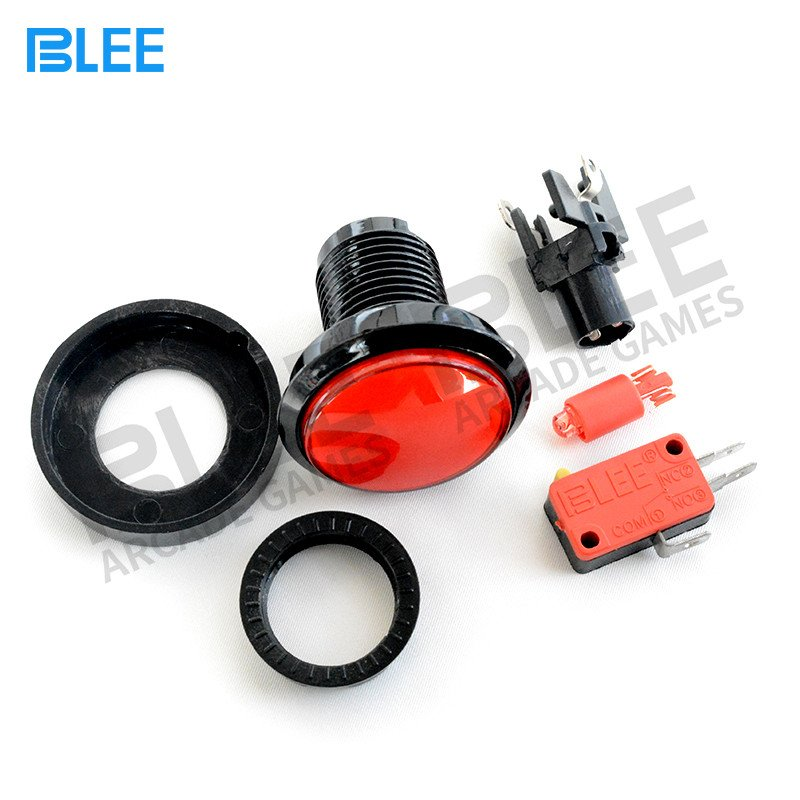 BLEE-Arcade Push Buttons | Blee Free Sample 45mm Arcade Button-3