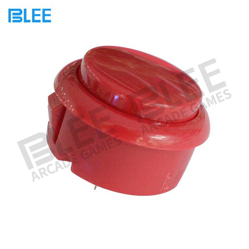 chrome blee american arcade buttons kit BLEE Brand