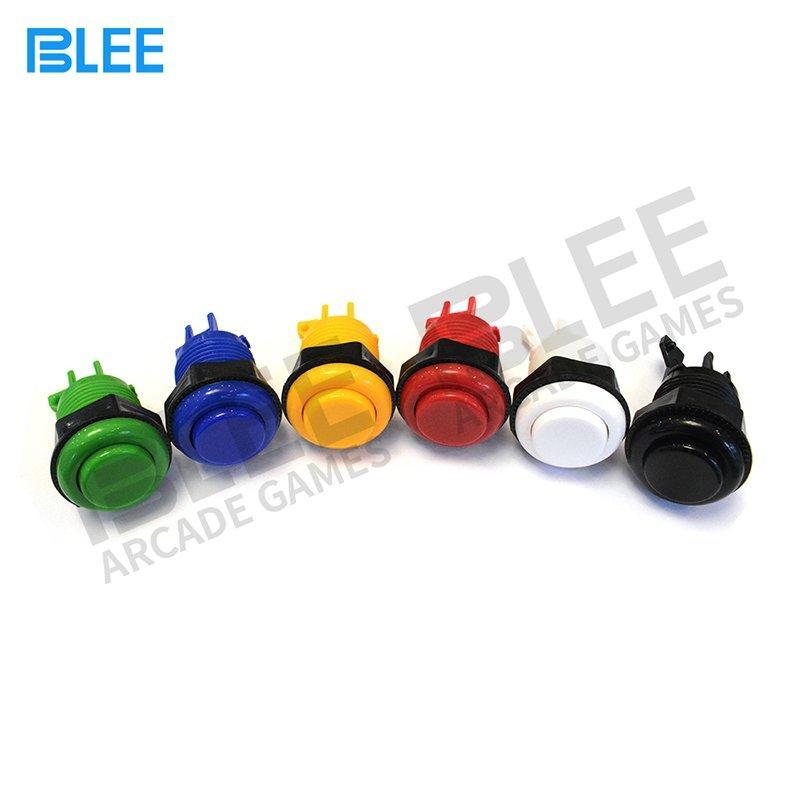 60MM Short Standard Concave arcade buttons