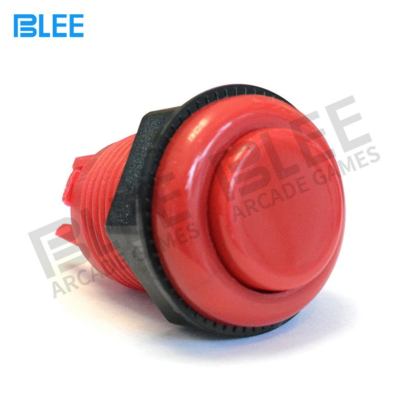 BLEE-60mm Short Standard Concave Arcade Buttons | Led Arcade Buttons-3