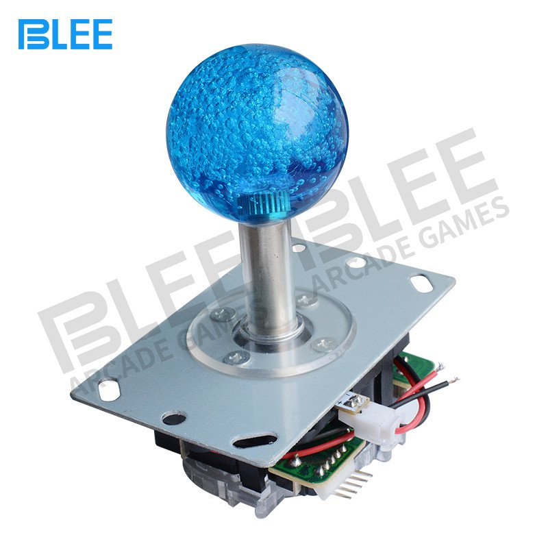 BLEE-Arcade Buttons Kit, 2 Players Led Arcade Cabinet Kit With Usb-2