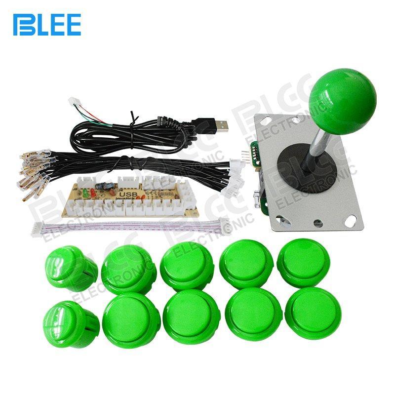 Zero Delay Arcade USB Encoder PC Mame Joystick Buttons Kit