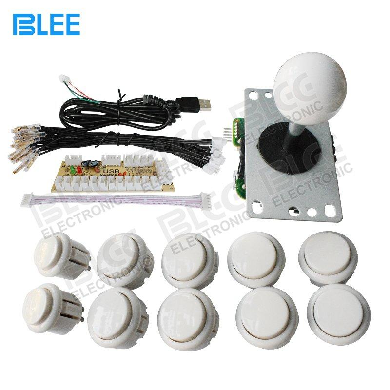 Arcade USB Control Kit & Joysticks Button Set
