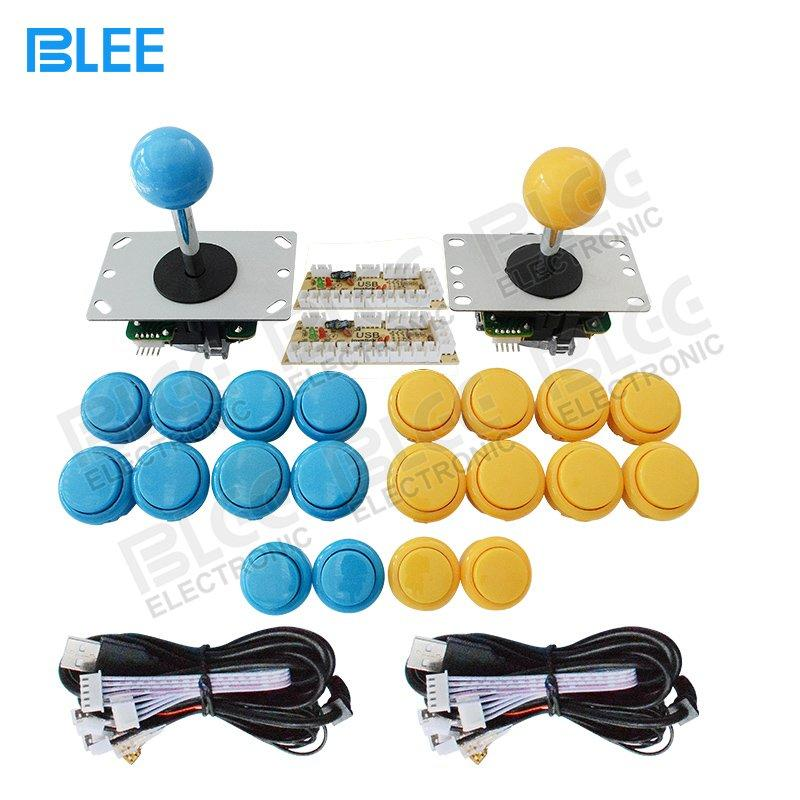 Arcade Sticks + 20 * Arcade Buttons Cable Kit With USB Encoder