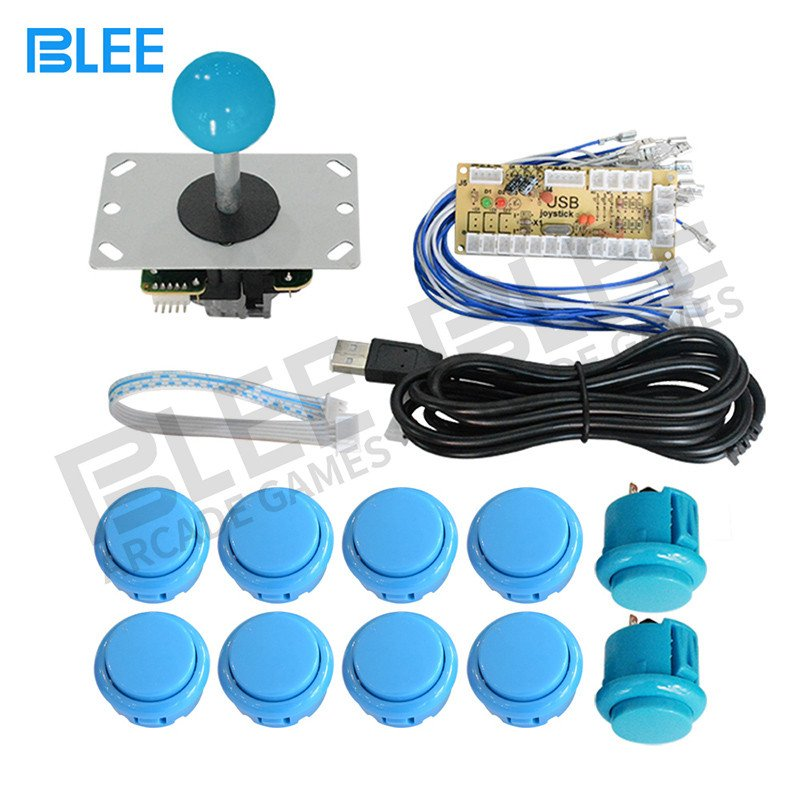 BLEE-Best Usb Arcade Controller Kit Diy Usb Encoder Buttons And Joysticks