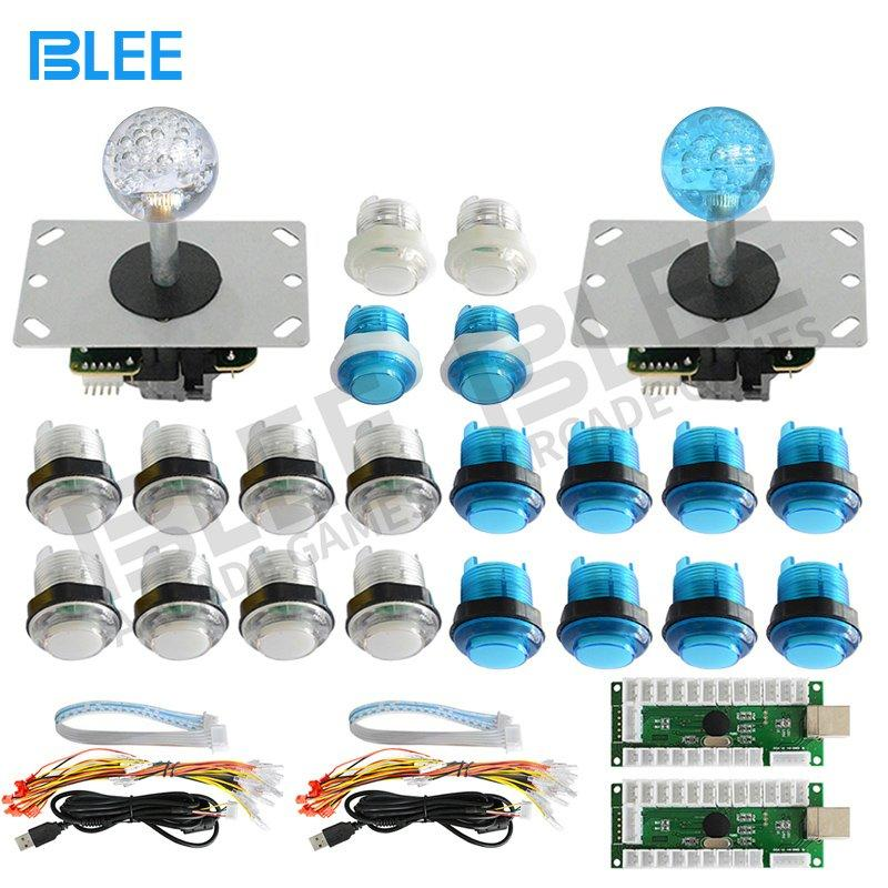 DIY LED Arcade Joysticks And Buttons Mame Arcade Cabinet Kit