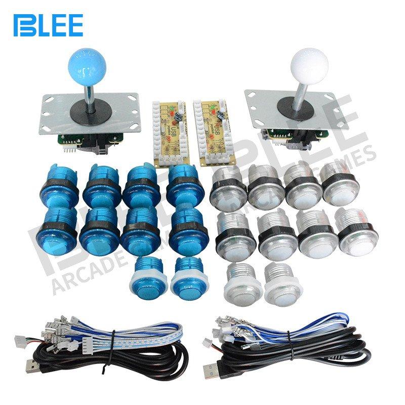 BLEE-Arcade Control Panel Kit | Diy Illuminated Arcade Buttons