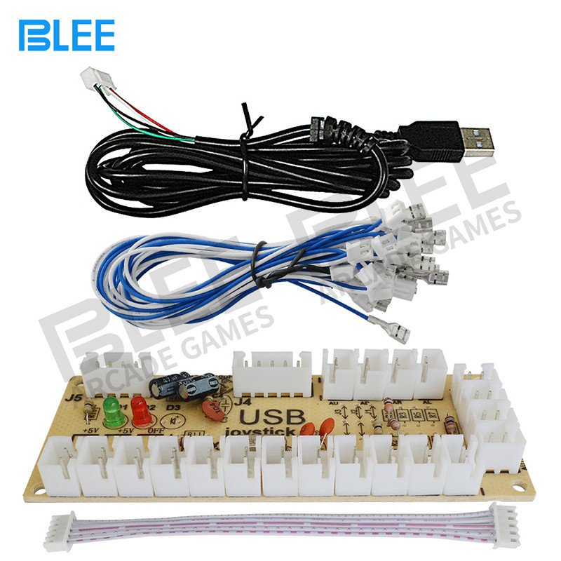 BLEE-Arcade Control Panel Kit Manufacture | Diy Arcade Controller Kit-1
