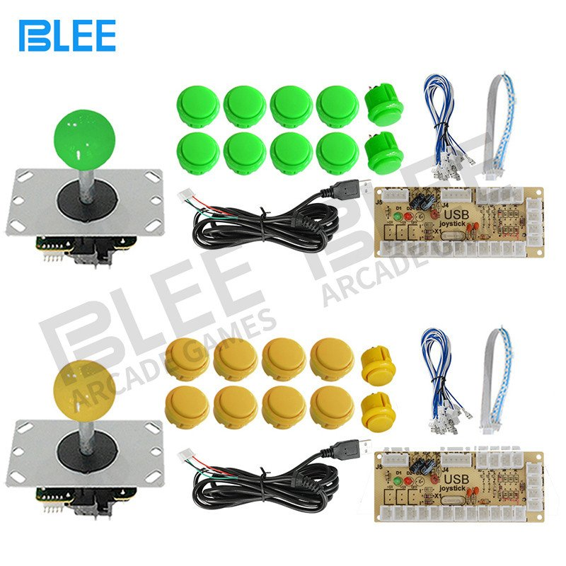 BLEE-Arcade Control Panel Kit Manufacture | Diy Arcade Controller Kit