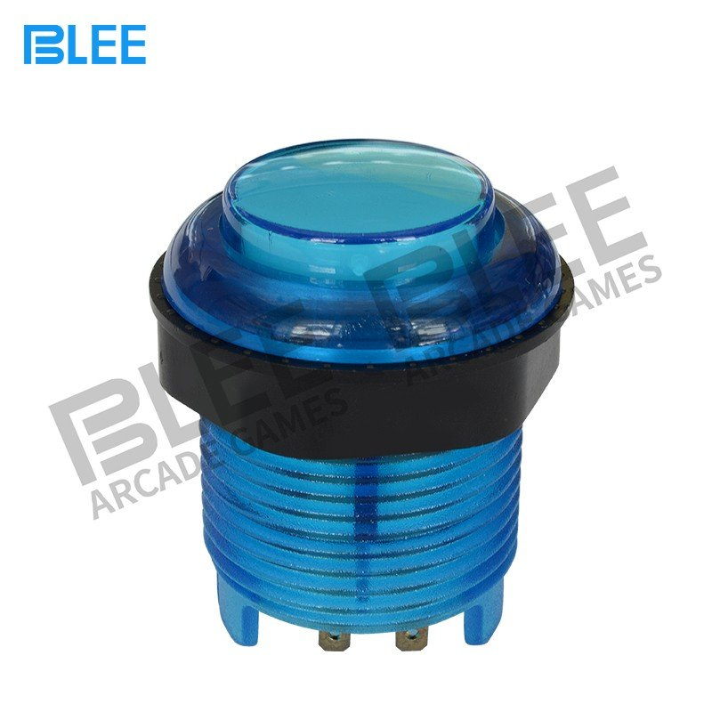 BLEE-Sanwa Joystick And Buttons, Blee 28mm Led Arcade Push Button-1