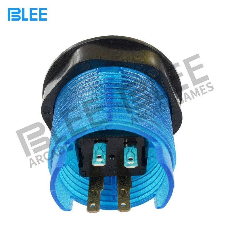 BLEE-Sanwa Joystick And Buttons, Blee 28mm Led Arcade Push Button-2