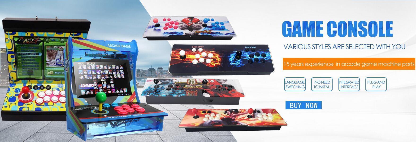 gaming gamepad pandora box arcade 6s BLEE company
