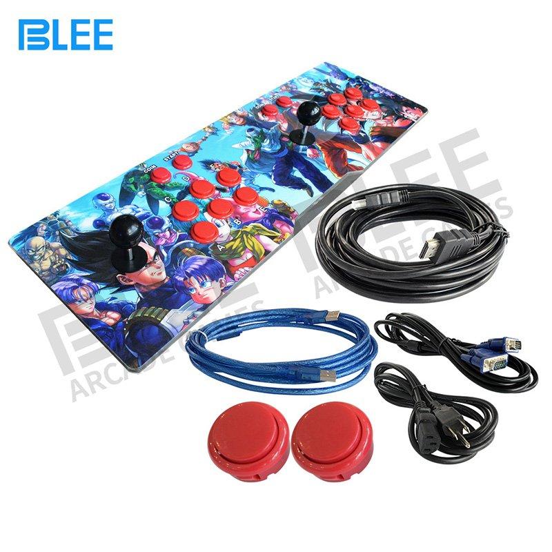 BLEE 1 Piece Can Customize Picture / LOGO Pandora Box 6S Pandora Box Arcade image15