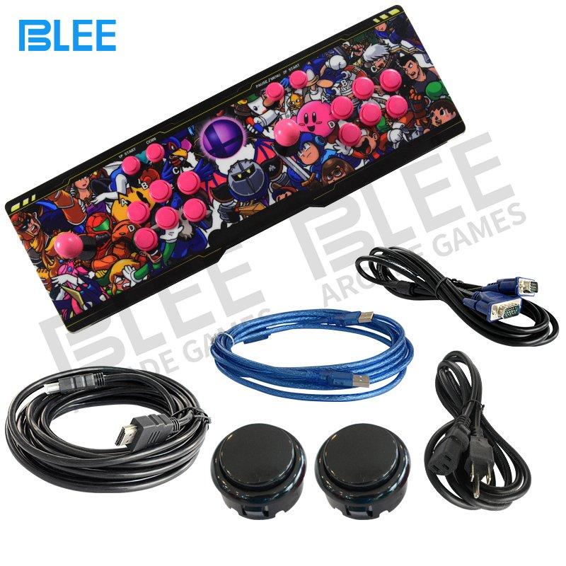 BLEE Plug And Play Arcade Style Retro Video Game Console Pandora Box Arcade image51