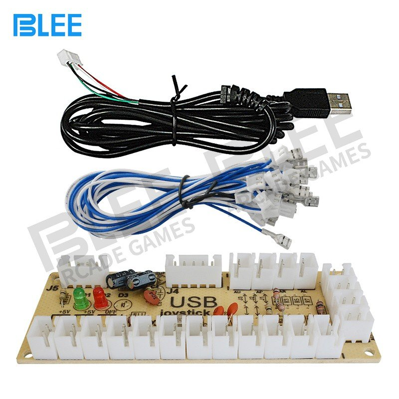 BLEE-Factory Price Wholesale Usb Arcade Controller Kit | Arcade Cabinet-1