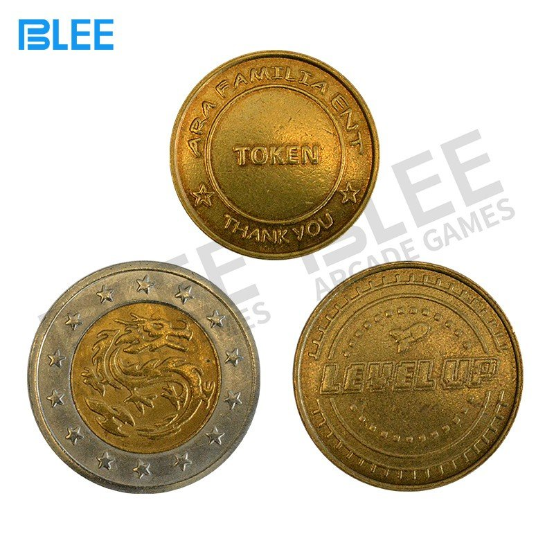 BLEE-Manufacturer Of Chinese Token Coin Arcade Tokens