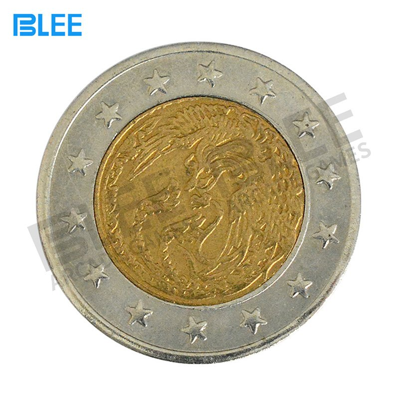 BLEE qualified novelty coins tokens wholesale for picnic-pandora box arcade- arcade buttons- coin ac