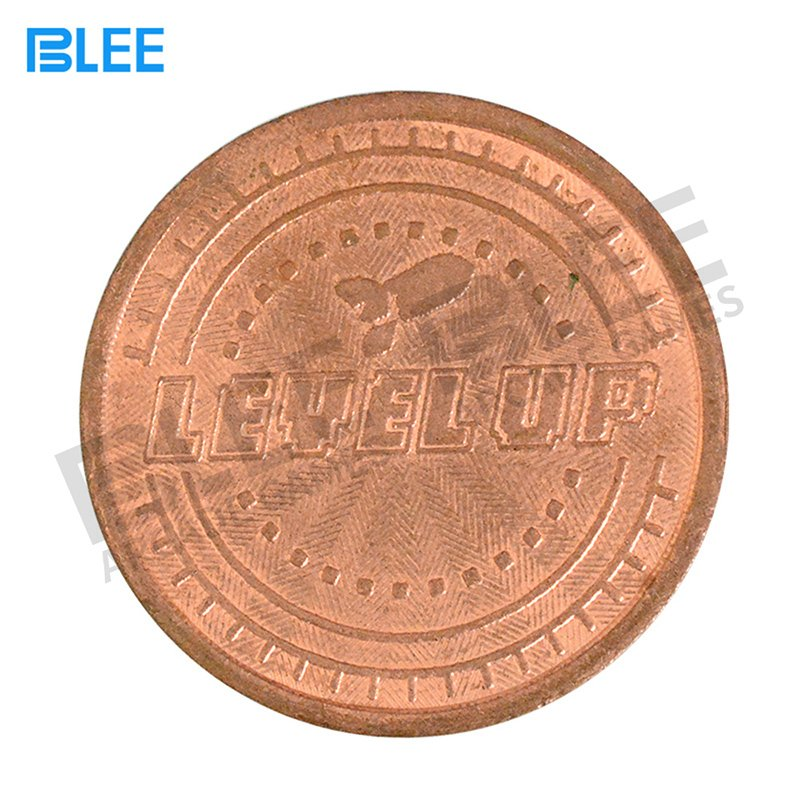 BLEE qualified novelty coins tokens wholesale for picnic-pandora box arcade, arcade buttons, coin ac
