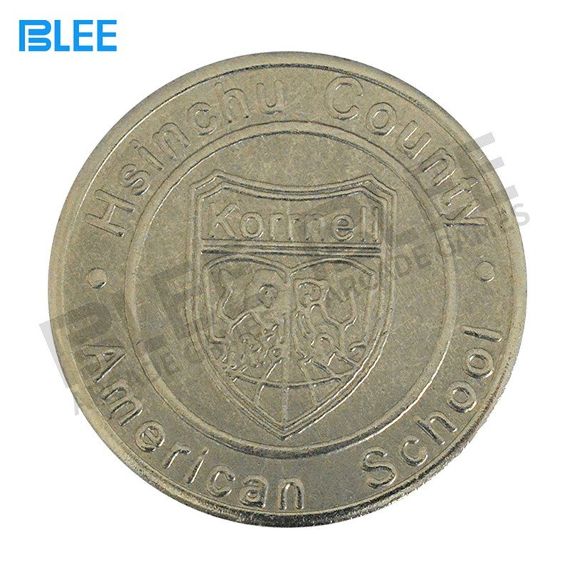 BLEE-Manufacturer Of Chinese Token Coin Arcade Tokens-1