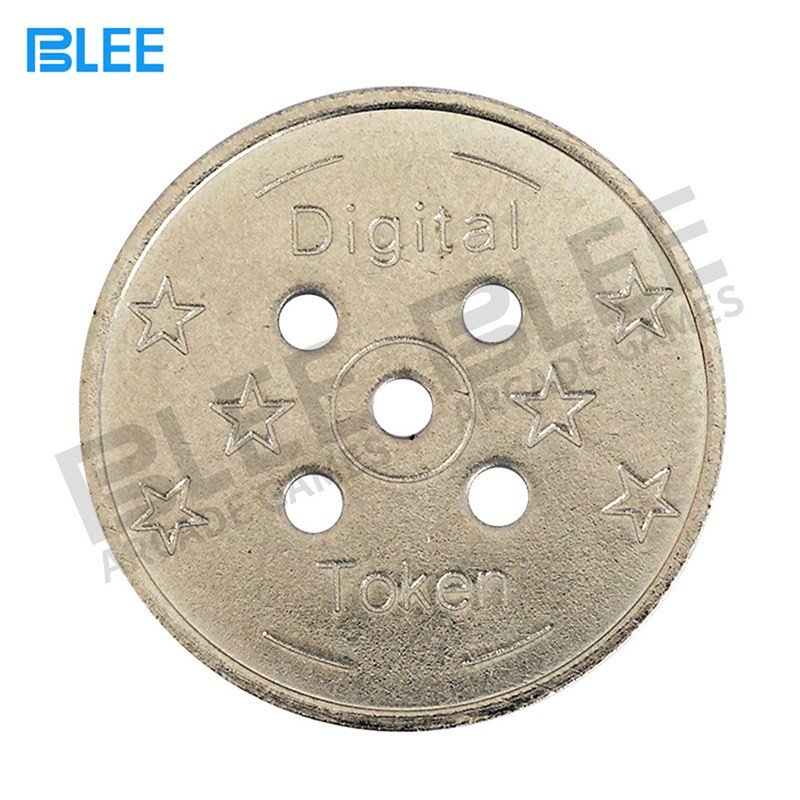 BLEE-Novelty Coins Tokens | Custom Tokens - Blee Arcade Parts-3