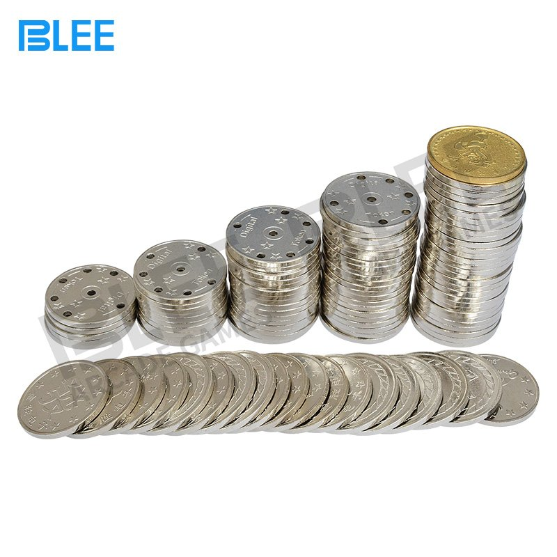 BLEE-Manufacturer Of Pound Coin Tokens Factory Price Game Tokens Bulk-2