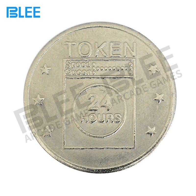 token token coins logo video BLEE company