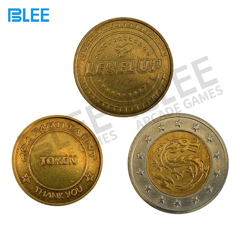 BLEE-Cheap Custom Arcade Game Tokens | Promotional Coins Tokens-1