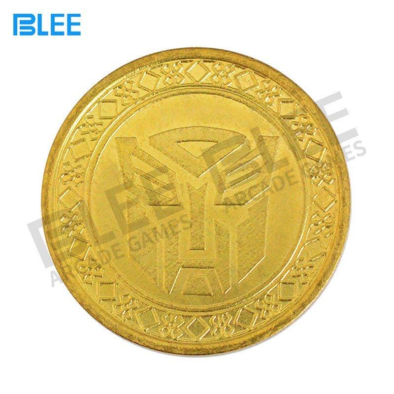 BLEE-Factory Price Arcade Tokens Bulk | Chinese Token Coin Factory