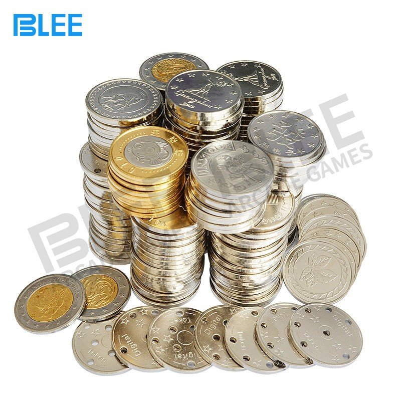 BLEE-Arcade Coins For Sale | Personalized Token Coins Factory