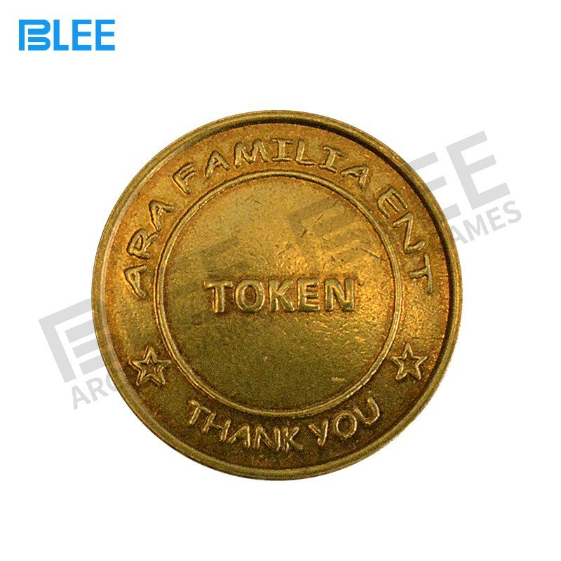 BLEE-Pound Coin Tokens Manufacture | Cheap Custom Vending Tokens-1