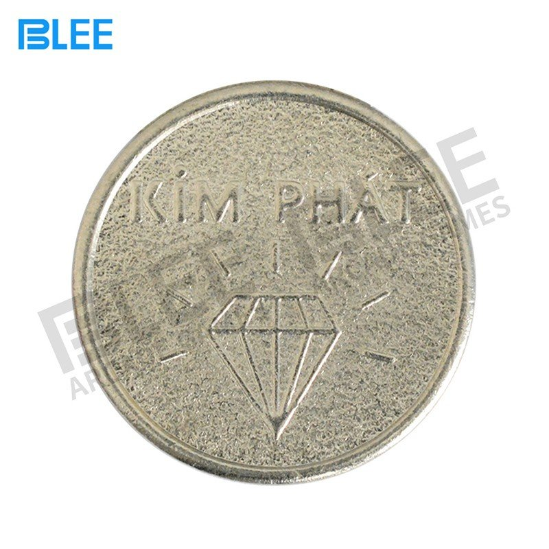 BLEE-Token Coins For Sale Custom Arcade Token Manufacture-3