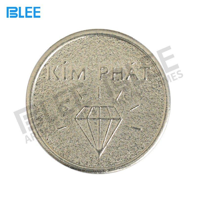 BLEE-Token Coins For Sale Custom Arcade Token Manufacture-3
