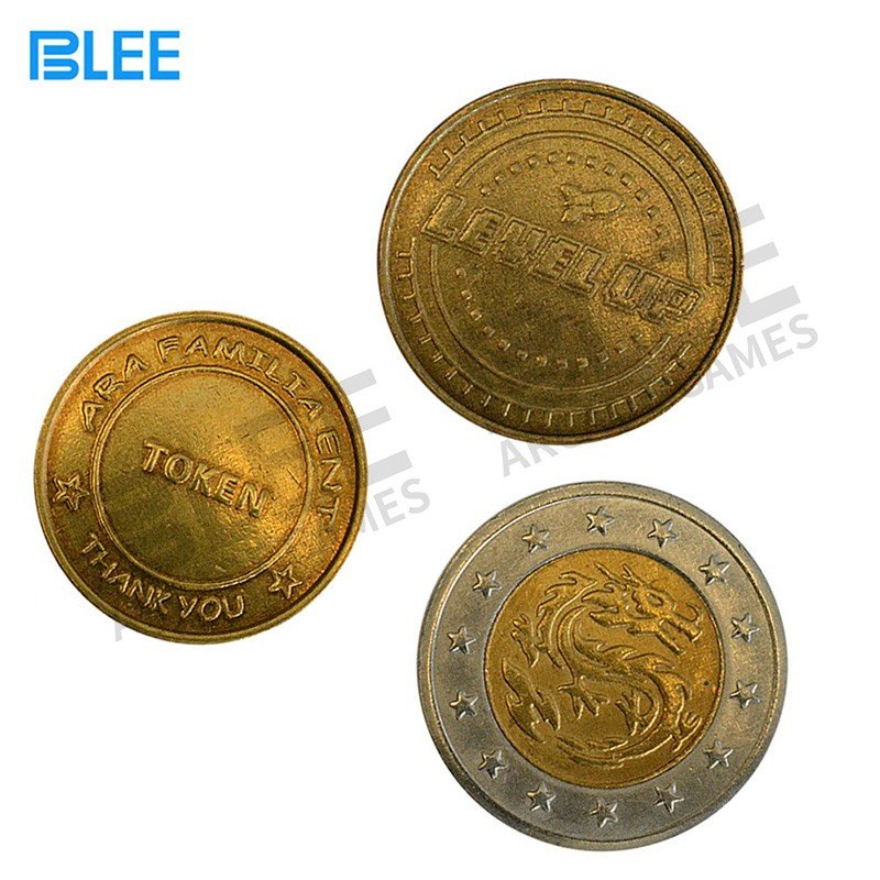 BLEE-Token Coins For Sale Custom Arcade Token Manufacture