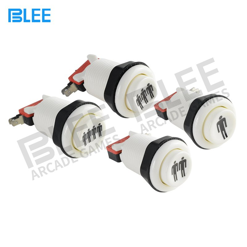 BLEE-Find Led Arcade Buttons Factory Direct Wholesale 4 Players