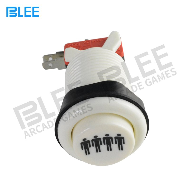 BLEE-Find Led Arcade Buttons Free Sample Concave Arcade Joystick-1