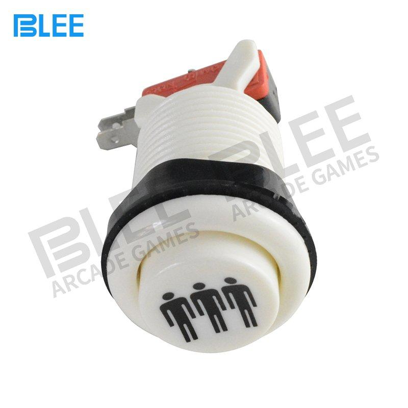 Free Sample 3 Player Best Quality 60mm Arcade Push Joystick And Buttons
