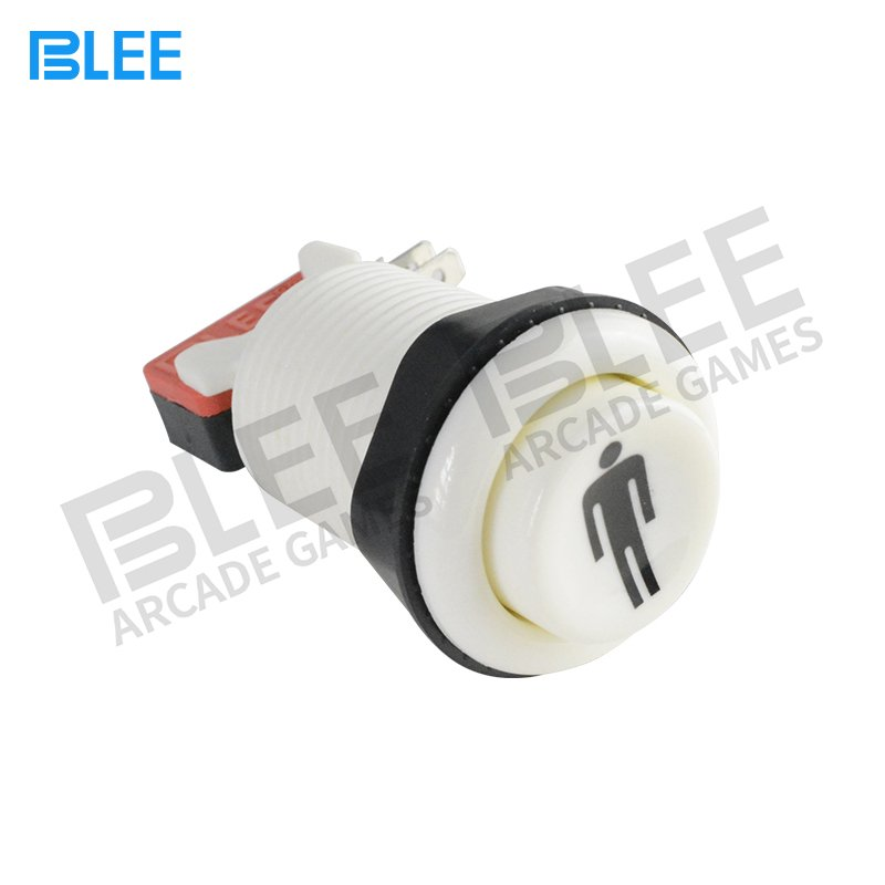 BLEE plated arcade buttons bulk production for picnic-BLEE-img