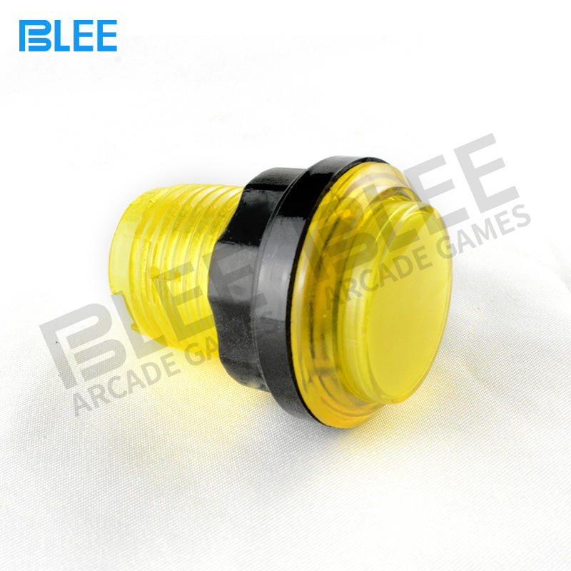 LED Illuminated Arcade Buttons With Free Sample