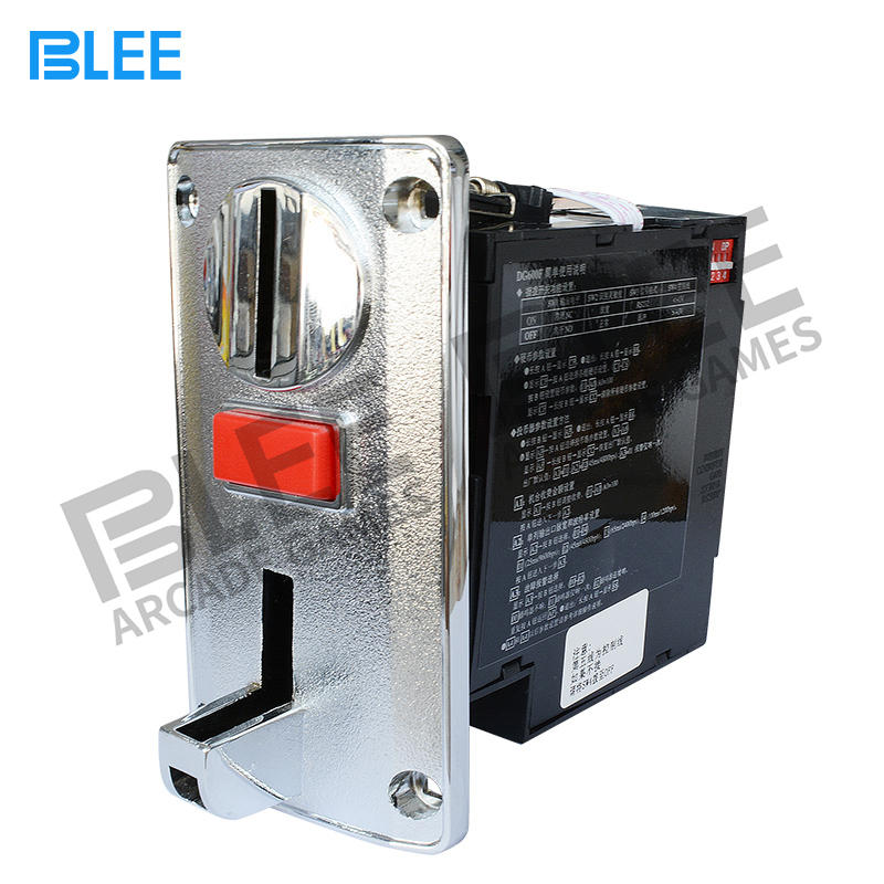 Arcade Parts Manufacturer Direct Wholesale DG600F Coin Acceptor Guidelines